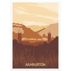 Ashburton Print