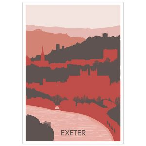 Exeter Print