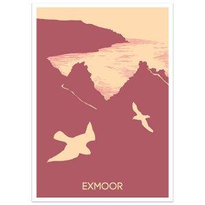 Exmoor Print